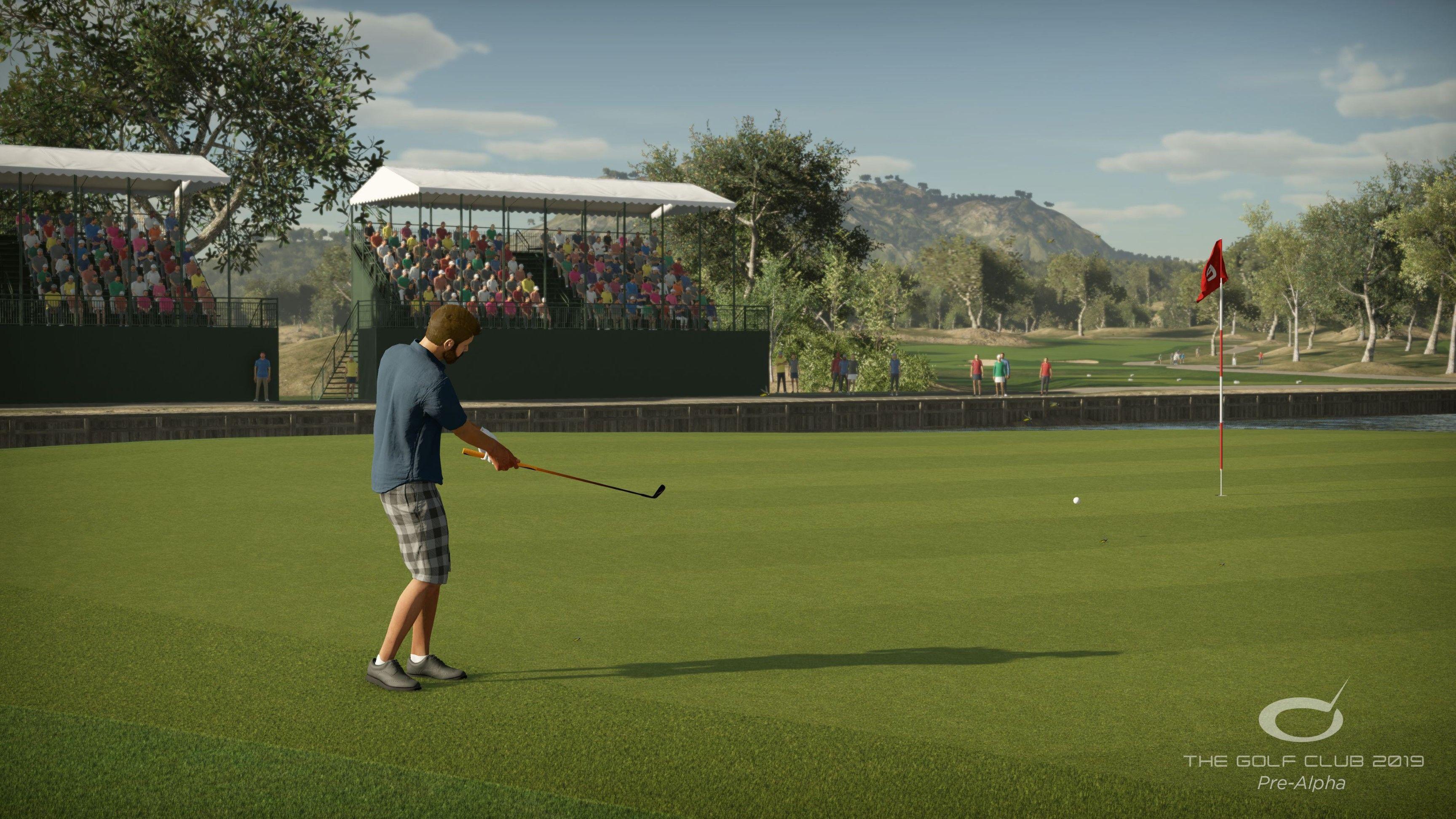 The Golf Club 2019: Entwickler haben die PGA Tour-Lizenz ...