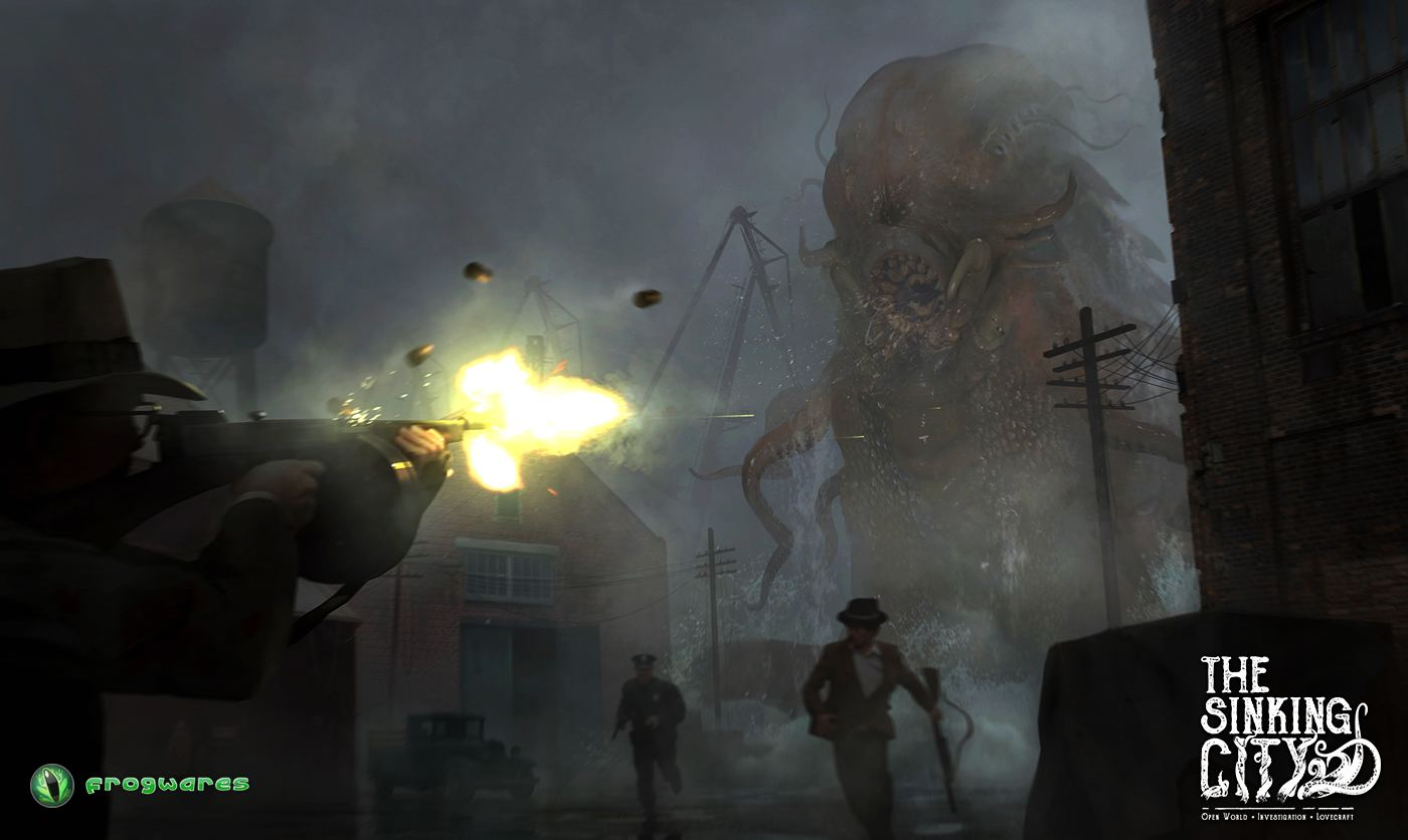 The Sinking City Attack on Oakmont