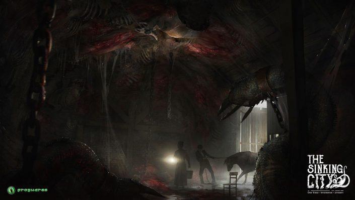 The Sinking City: Der stimmige Launch-Trailer zum H.P. Lovecraft-Horror