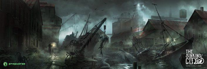 The Sinking City: Die bizarren Kreaturen und Orte der Spielwelt im neuen Gameplay-Trailer präsentiert