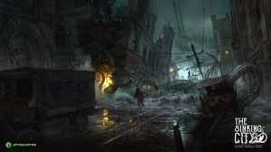 The Sinking City The Flood is Coming
