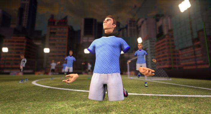 VRFC: Virtual Reality-Fußballspiel mit Termin und Trailer für PSVR vorgestellt