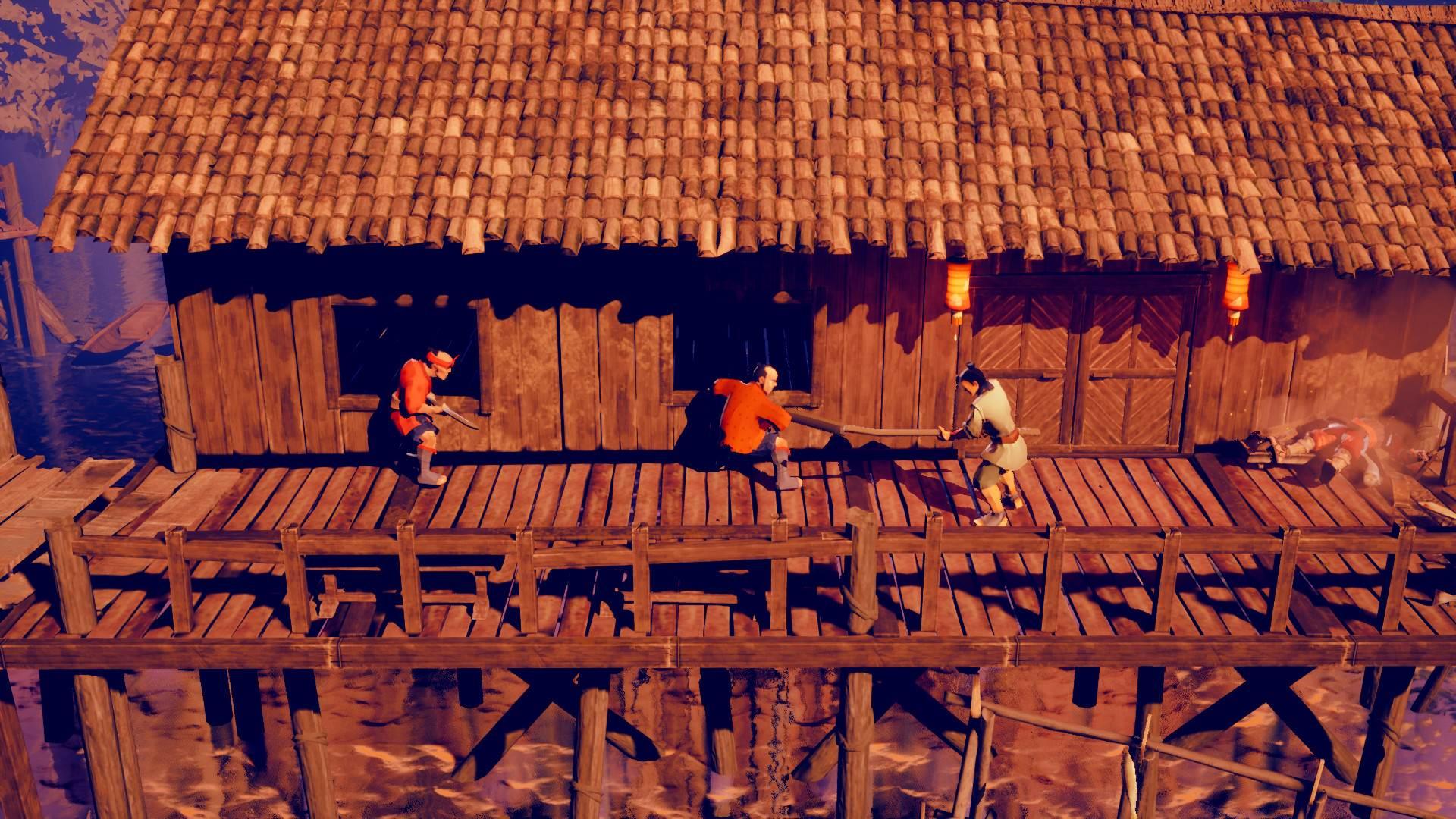 9 Monkeys of Shaolin – Bild 10