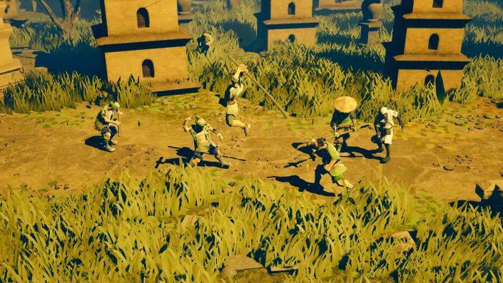 9 Monkeys of Shaolin: Gameplay-Trailer stellt die Kämpfe vor