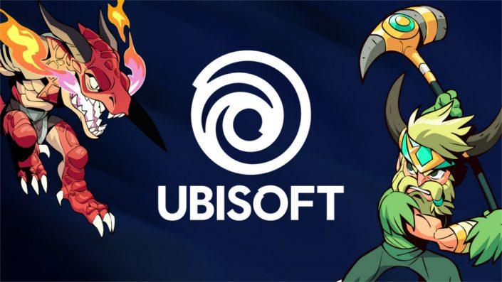 Brawlhalla-Studio Blue Mammoth Games gehört jetzt zur Ubisoft-Familie