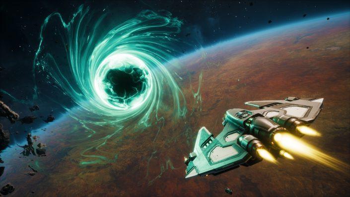 Rockfish Games: Die Everspace-Macher kündigen auf der Gamescom ihr neues Projekt an