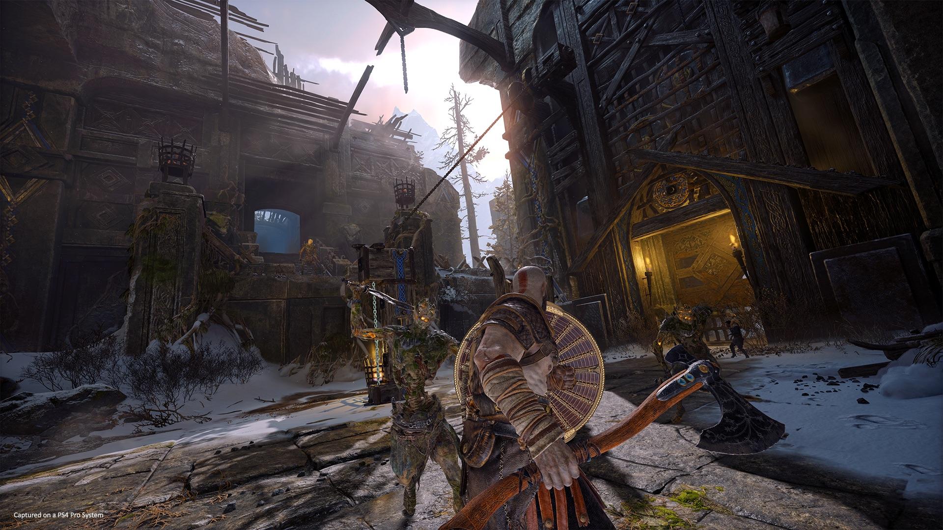 God of War PS4 Screenshot 04