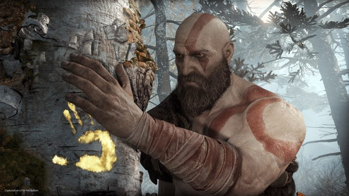 Vor PS5-Launch: Neue Updates für God of War und God of War 3 Remastered