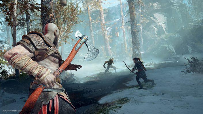 God of War PS4 Screenshot 07