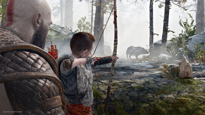 God of War PS4 Screenshot 08