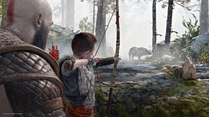 God of War PS4 Screenshot 08