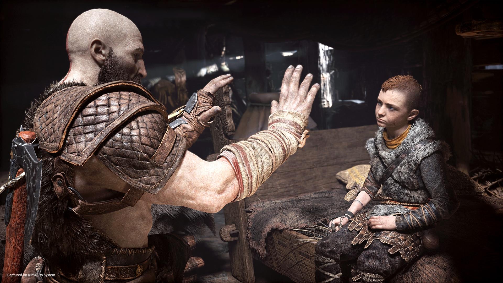 God of War PS4 Screenshot 09