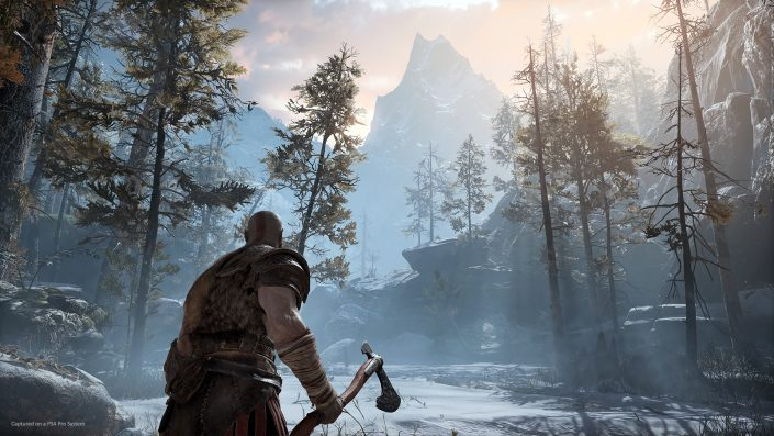 God of War PS4 Screenshot 10
