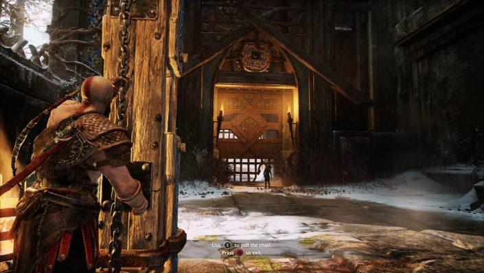 God of War PS4 Screenshot 11