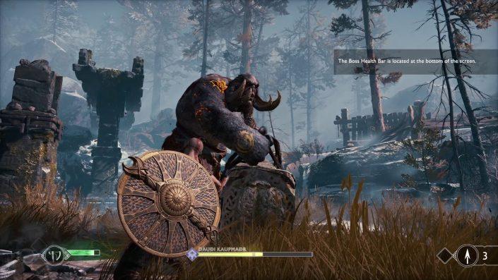 God of War PS4 Screenshot 13