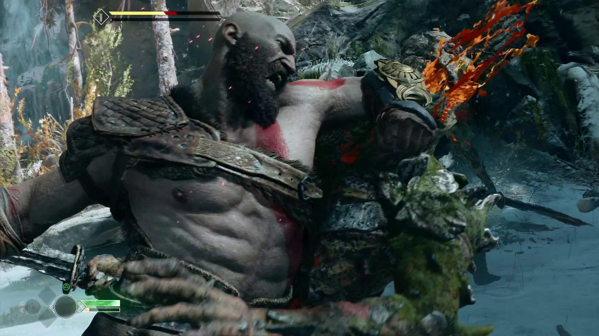 God of War PS4 Screenshot 14