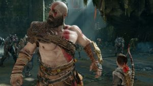 God of War PS4 Screenshot 15