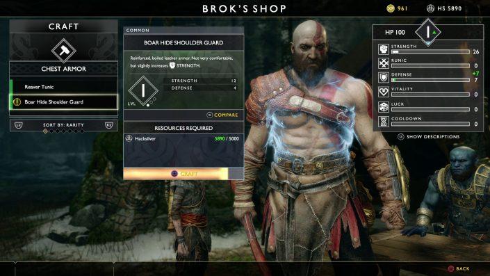 God of War PS4 Screenshot 16