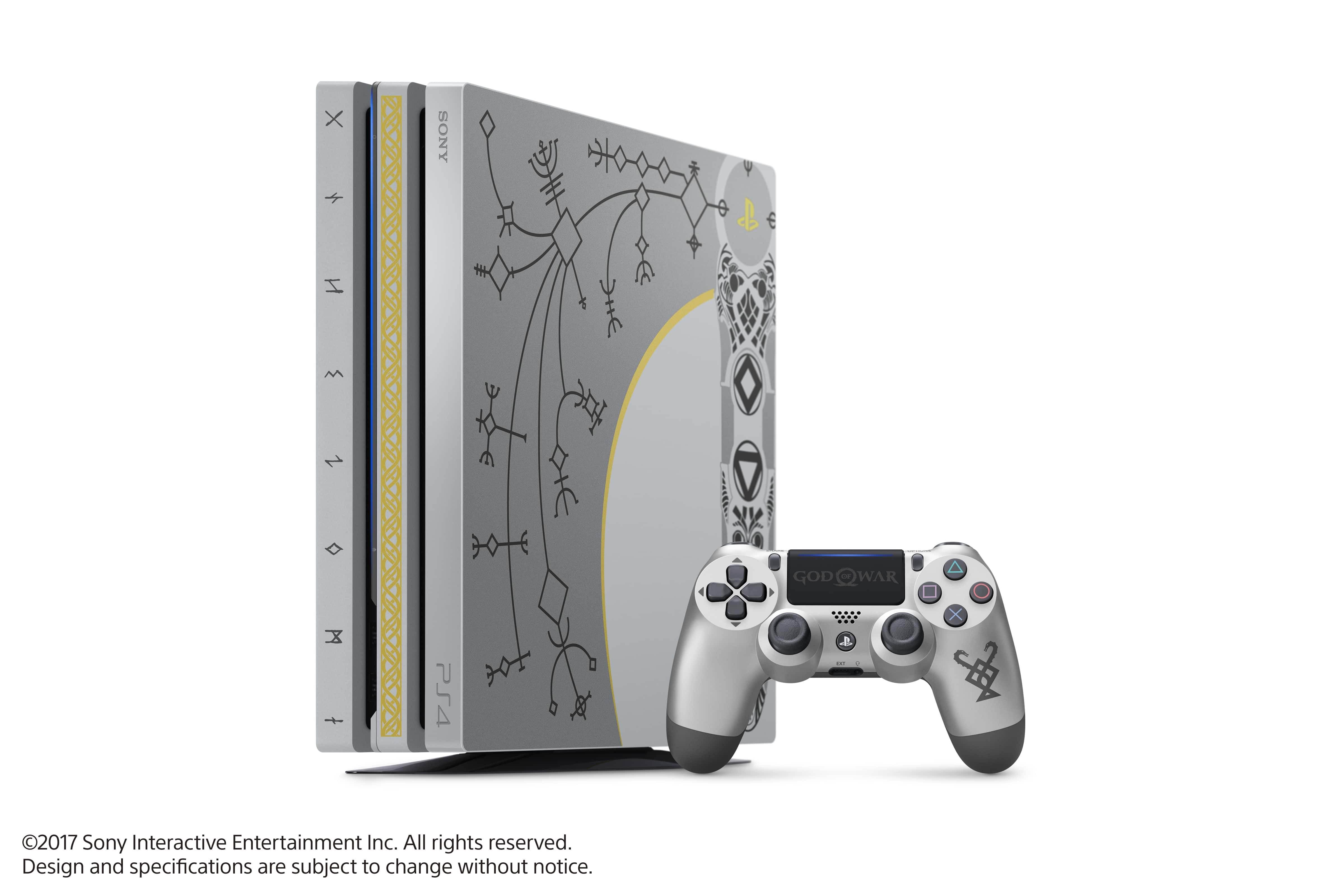God of War – PlayStation 4 Pro Limited Edition – Bild 1