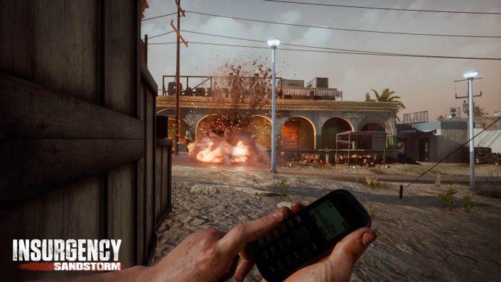 Insurgency Sandstorm: Händler nennt möglichen Termin für PS4 & Xbox One