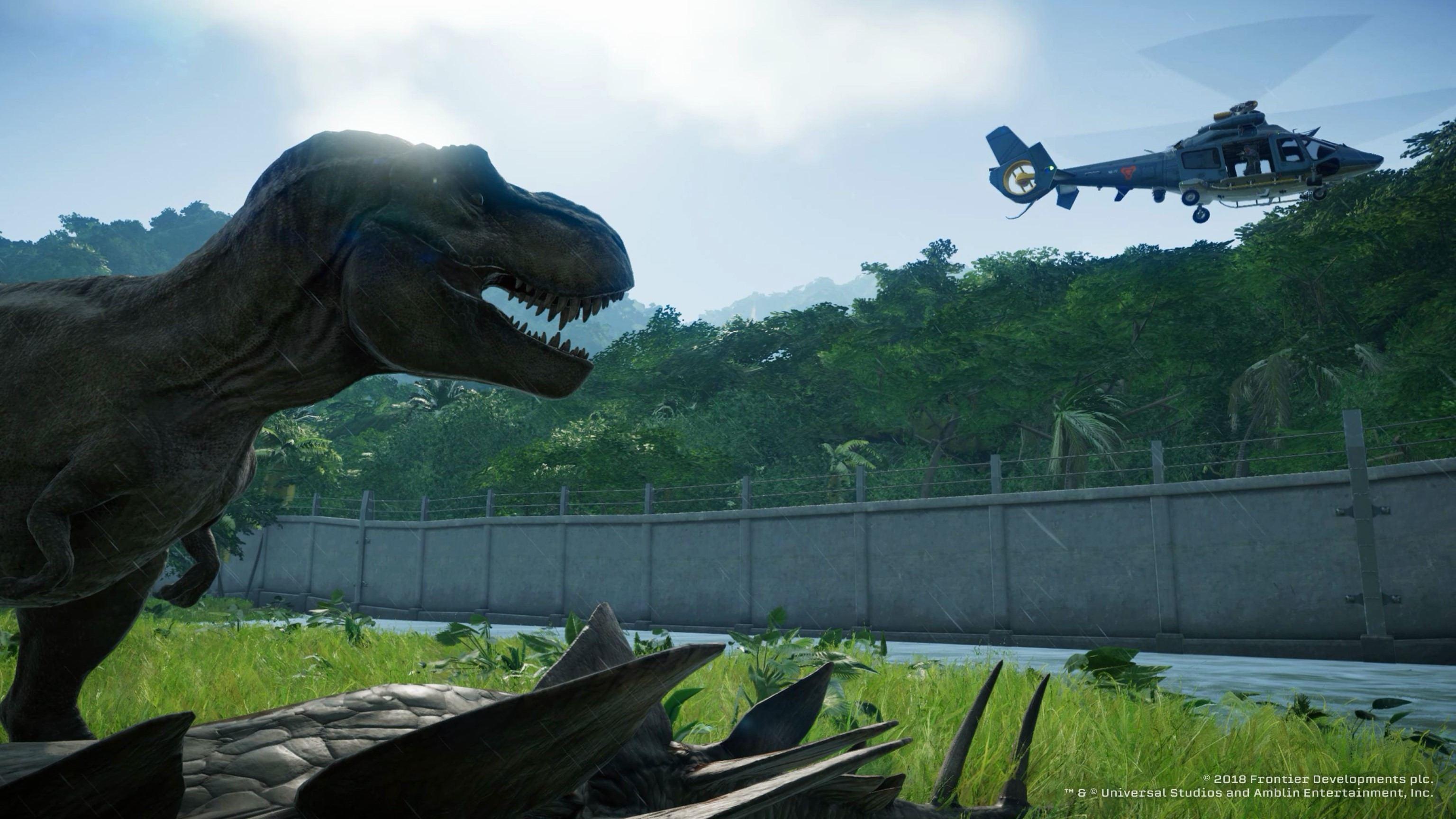 Jurassic World Evolution (1)