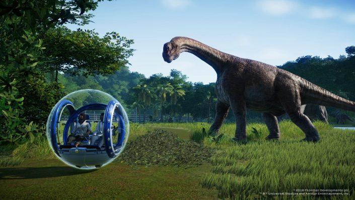 Jurassic World Aftermath: Hinweis auf neuen Titel entdeckt