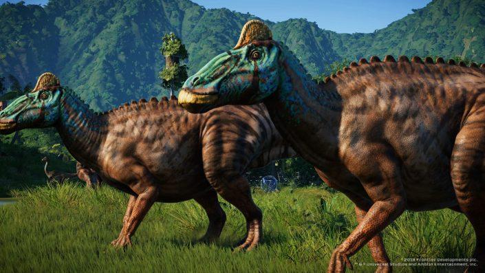 Jurassic World Evolution 2: Entwickler sprechen im Video über geplante Verbesserungen