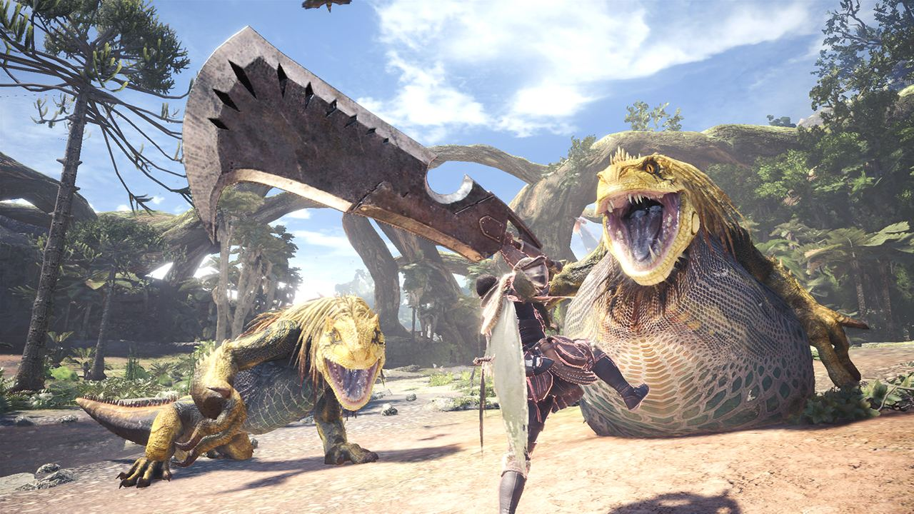 Monster Hunter World (7)