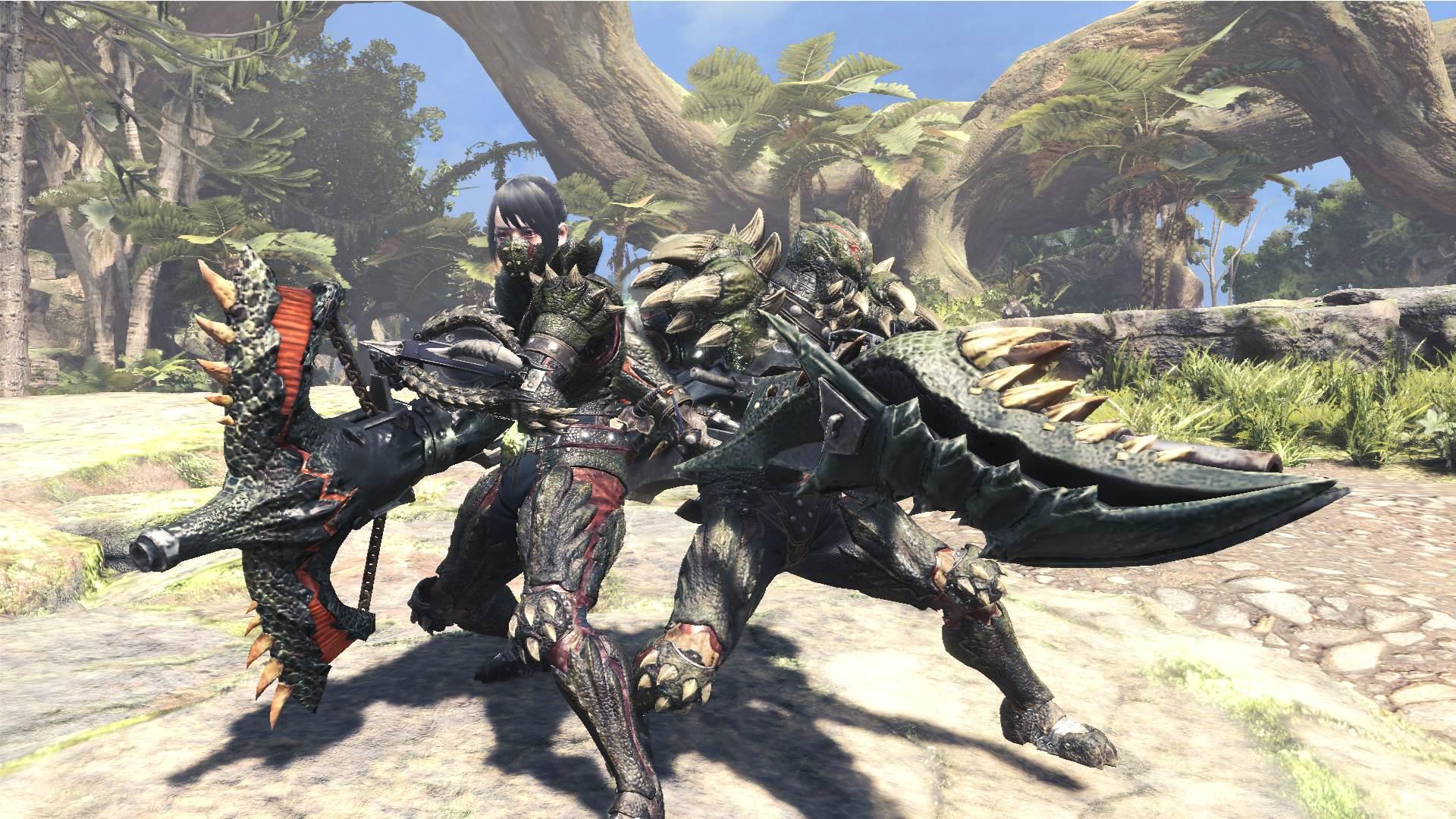 Monster hunter world weitere details zum deviljho update