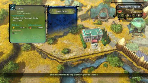 Ni No Kuni 2 - Kingdom Builder