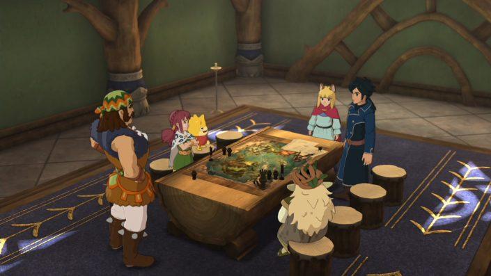 Ni No Kuni 2 - Schicksal eines Königreichs - Review - Test - Play3 - 01