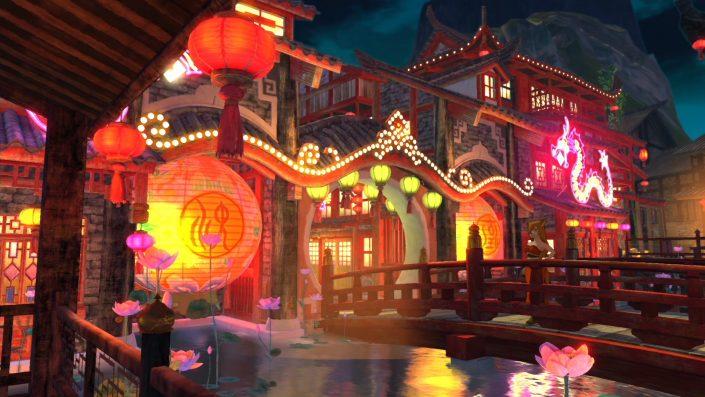 Ni No Kuni 2 - Schicksal eines Königreichs - Review - Test - Play3 - 04