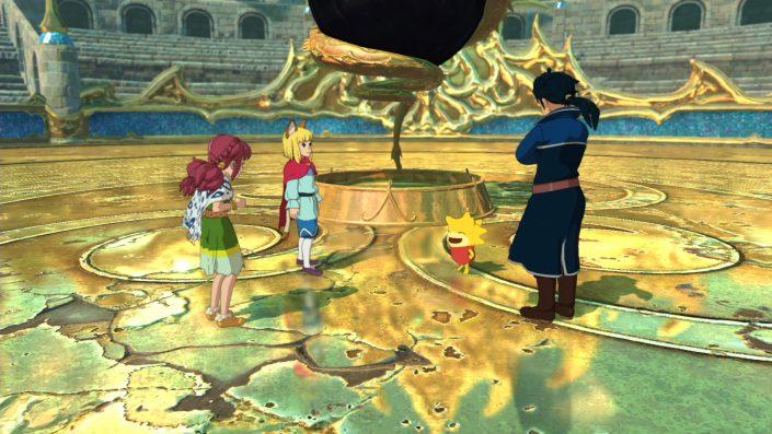 Ni No Kuni 2 - Schicksal eines Königreichs - Review - Test - Play3 - 05