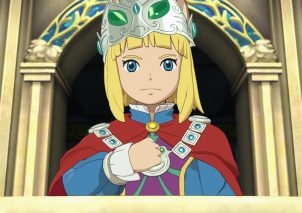 Ni No Kuni 2 artwork