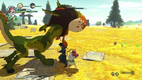 Ni No Kuni 2 - battle