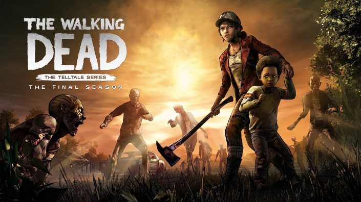"The Walking Dead: Ein neuer Trailer stimmt auf den Start von ""The Final Season"" ein"