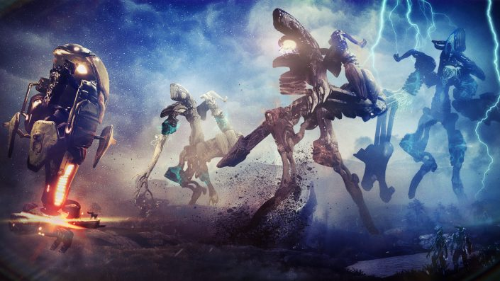 Warframe: Fresh Update Is Lord - Mini-Game, Amplifiers Components & Dojo Decorations