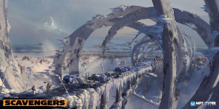 Scavengers: Survival-Shooter erscheint für die Konsolen – Trailer & Gameplay