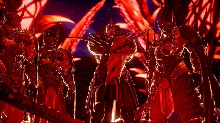 Code Vein: Bosskampf, Charakteranpassung und mehr im neuen Video präsentiert