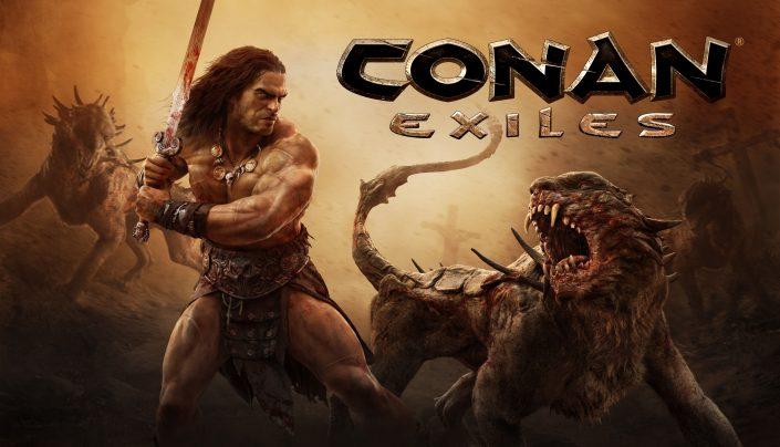 Japan Charts: Conan Exiles für PS4 auf erstem Platz eingestiegen