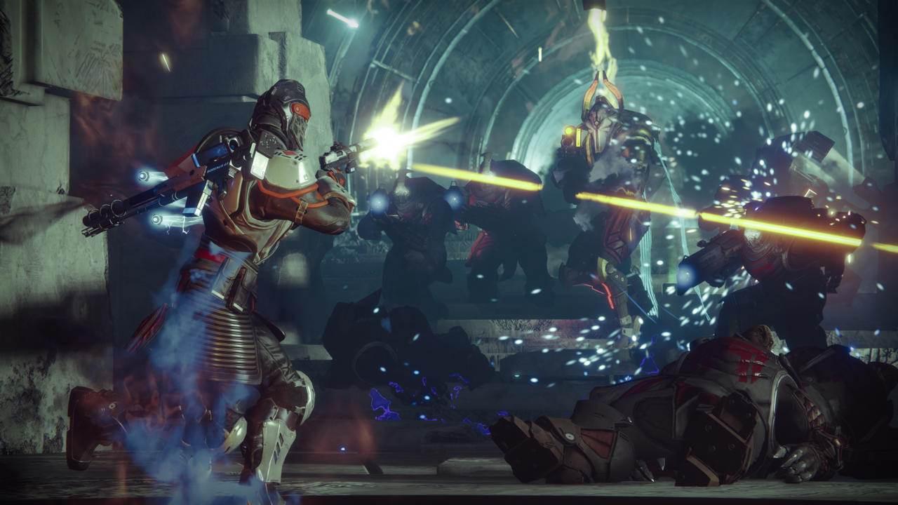 Destiny 2 - Herbst-Erweiterung umfasst innovativen Spielmodus - Enthüllung auf der E3 2018