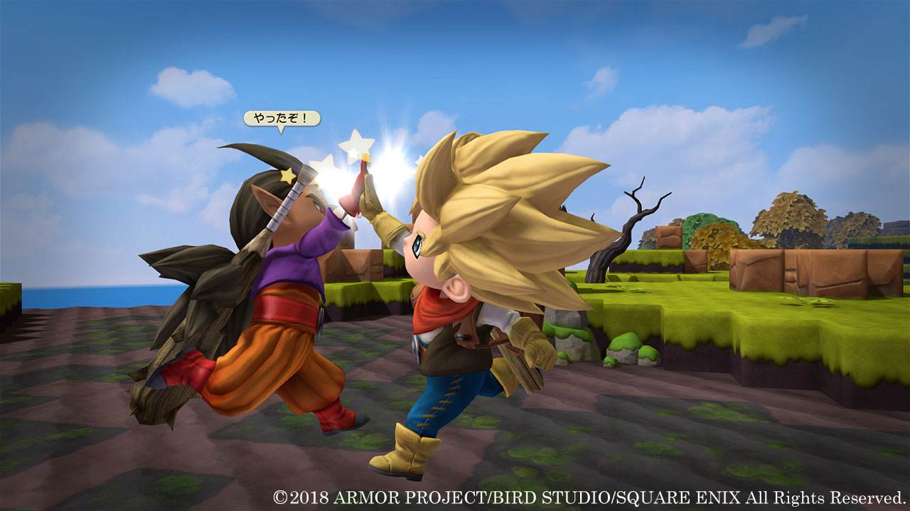how to play dragon quest builders terra incognita