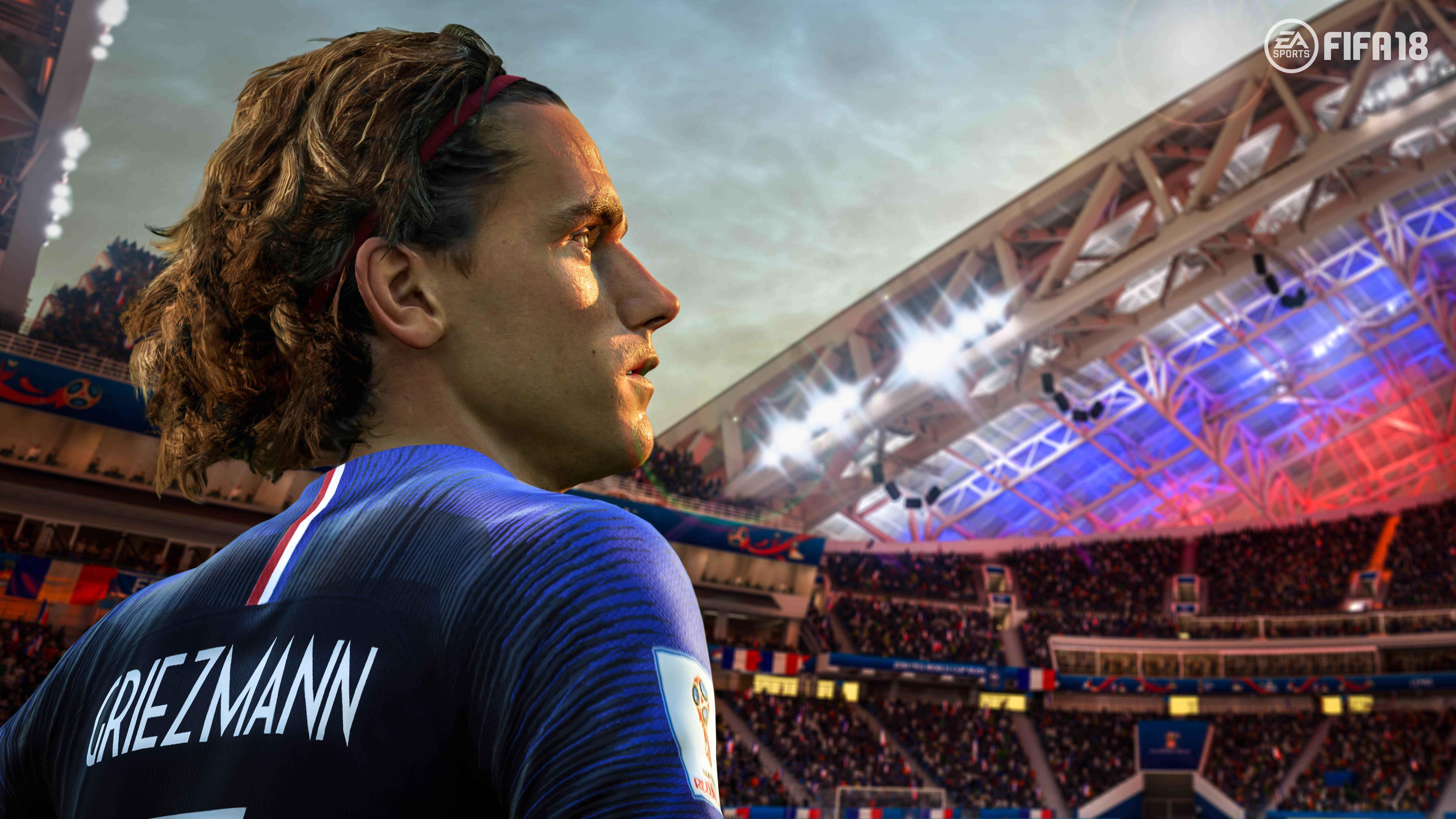 FIFA 18: Vollständig lizenzierter WM-Modus angekündigt - Details, Trailer, Bilder