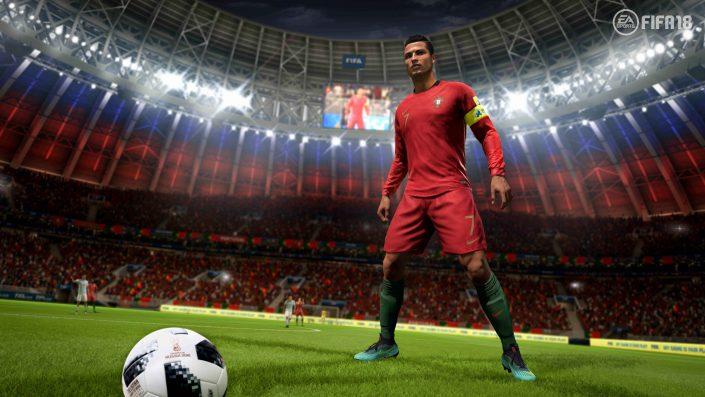 Verkaufscharts Juni 2018: FIFA 18 in Deutschland vor God of War