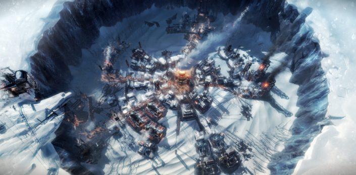 Frostpunk: Releasetermin der Konsolen-Umsetzung im neuen Trailer enthüllt