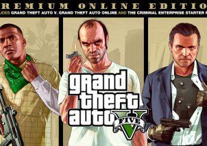 GTA 5 - Premium Online Edition