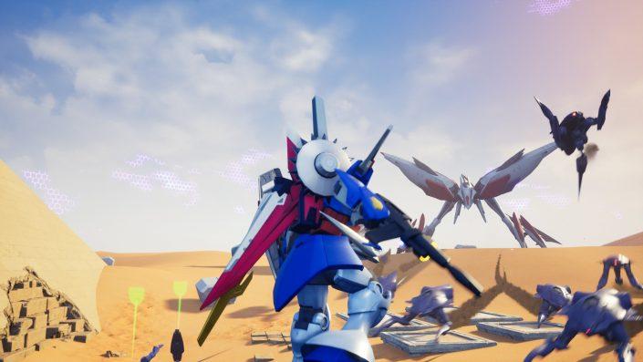 New Gundam Breaker in Japan-Charts auf zweiten Platz nach Mario Tennis Aces