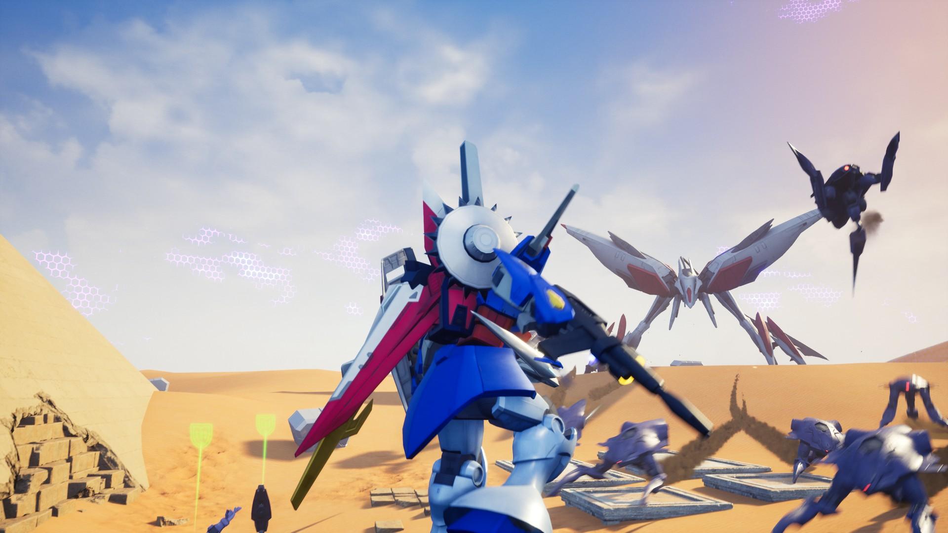 New Gundam Breaker (12)