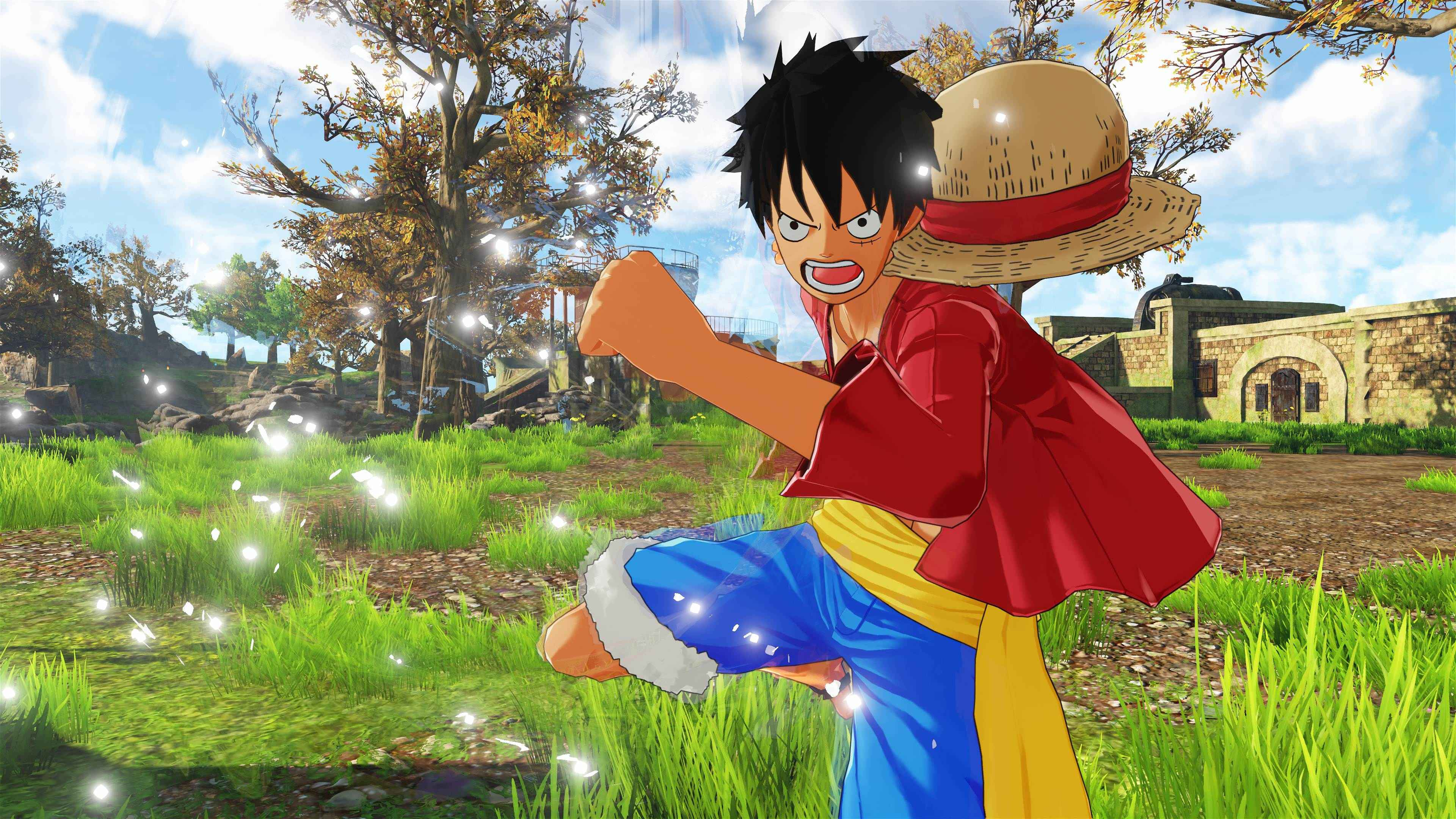 One Piece World Seeker: New story trailer, photos and fresh