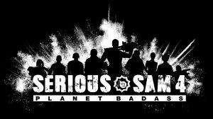 Serious Sam 4 Planet Badass - Teaser Key Art